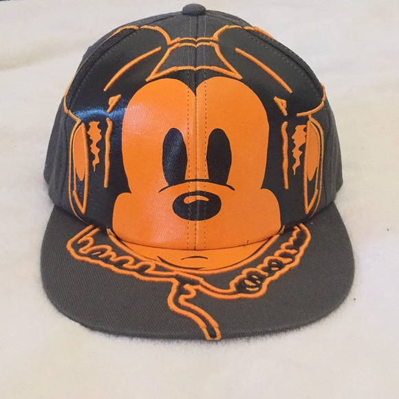 18370410d Disney Accessories | Mickey Mouse Dj Parks Hat | Poshmark